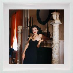 Paloma Picasso - Paloma and Jewellery, New York, 1985