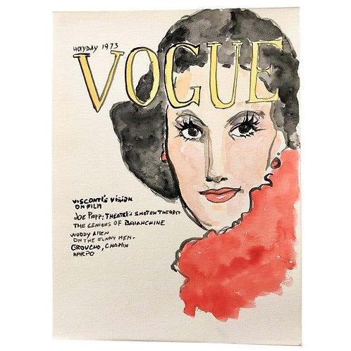 Vogue #2, 2016