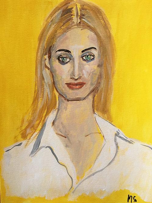 Carolyn Bessette, 2021