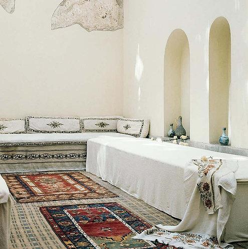 Istanbul - The Esvab Room, Topkapı Palace, 1954