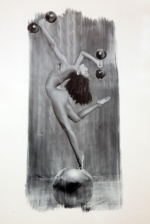 Les Acrobates, 1995