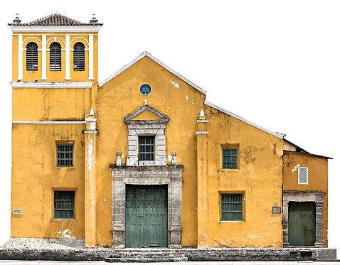 Iglesia de la Santisima Trinidad - Cartagena, 2017