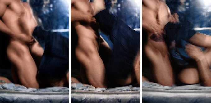 An Insipid Notion Triptych #2, 2012