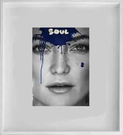 Soul - Kate Hudson, 2017 (B&W)