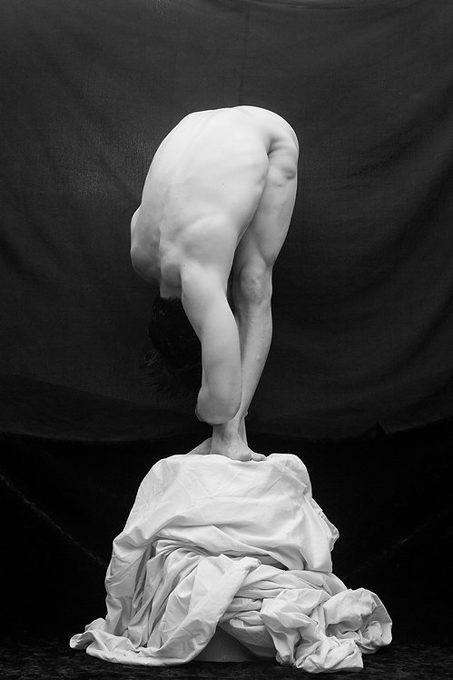 """Acto Uno, From the series """"Acto Uno"""" (B&W), 2020"""
