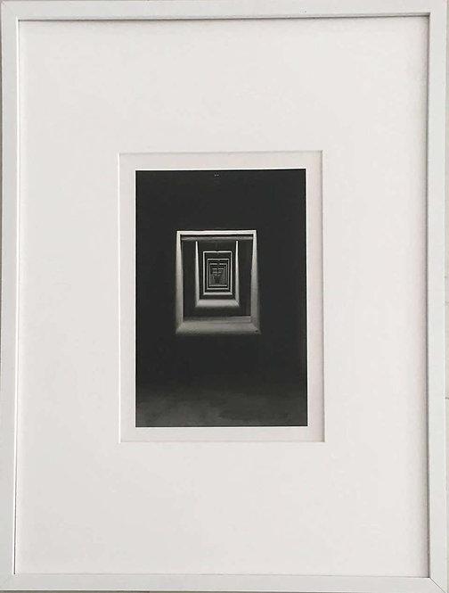 The Poligon, Caracas - Venezuela (Framed), 1950 (B&W)