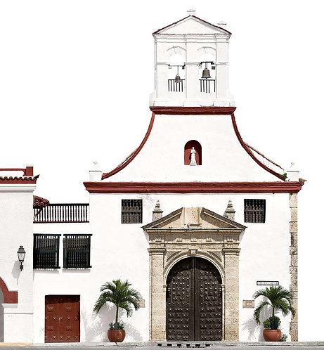 Iglesia de la Tercera Orden - Cartagena, 2017