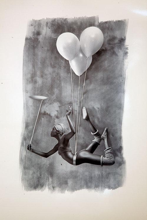 Les Acrobates V, 1995