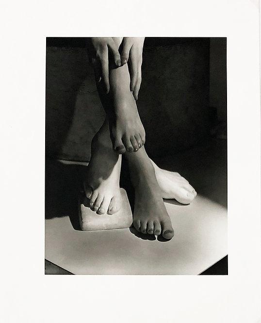 Barefoot Beauty NY, Small, 1941