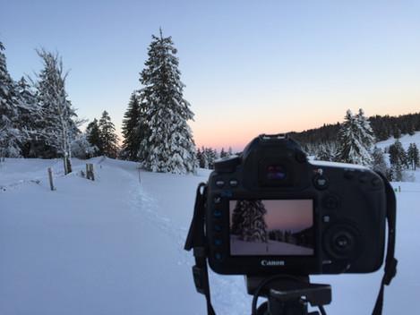 Sunrise @Grenchenberg