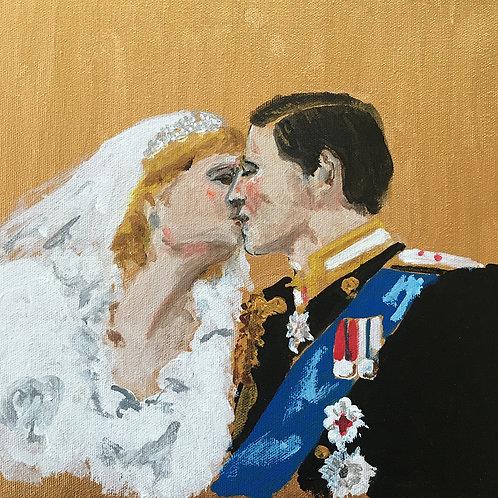The kiss, 2020