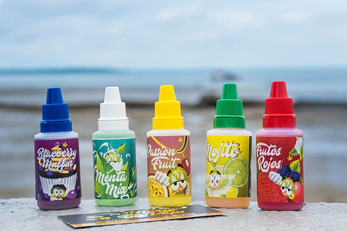 MariaDrops e-liquid