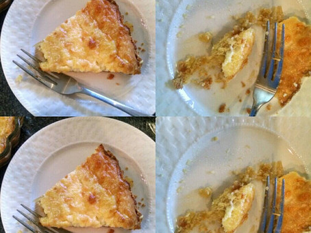Easy Caramelized Onion Quiche