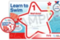Swim England Stage 1