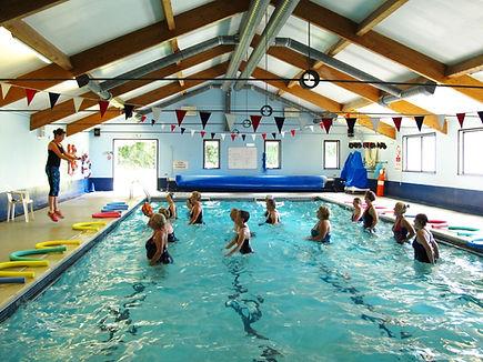 Aqua Aerobics at Southminster