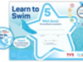 Swim England Stage 5