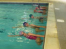 Swim England Stage 9