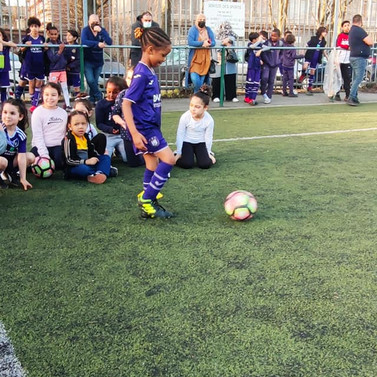 Girls Football Academy