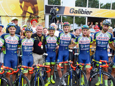 Equipe cycliste Circus Wanty Gobert