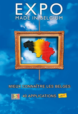 "Expo ""Made in Belgium"""