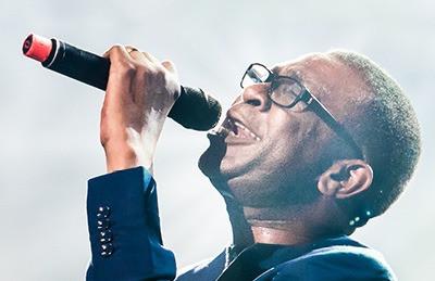 Youssou NDOUR (chanteur)