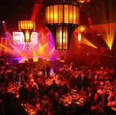 Soirée de gala à Bruxelles avec ambiance musicale live