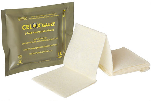 Celox Z-fold