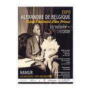 Expo Alexandre de Belgique