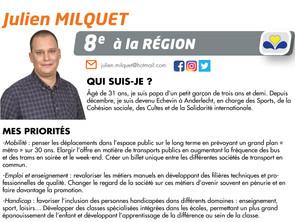 Mes priorités pour les élections régionales du 26 mai