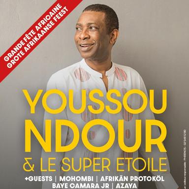 Concert de Youssou NDOUR