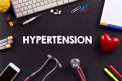 Hypertension Coaching - 1 Month - With weekly calls