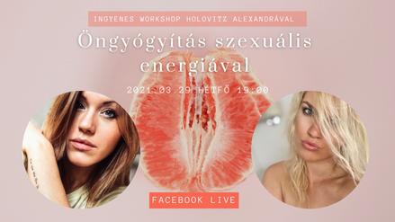 Öngyógyítás szexuális energiával