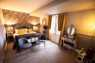 Luxury Ensuite Bedrooms | Stay with us | The Capon Tree Townhouse