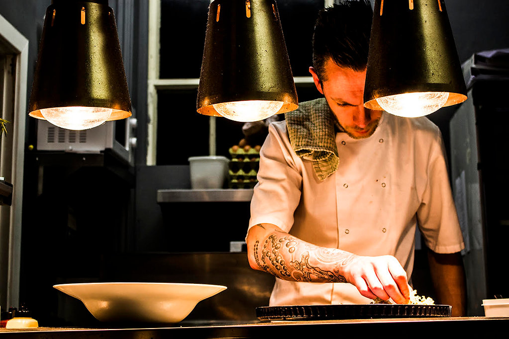 Chef / Owner, Alasdair Wilkie | The Capon Tree Townhouse
