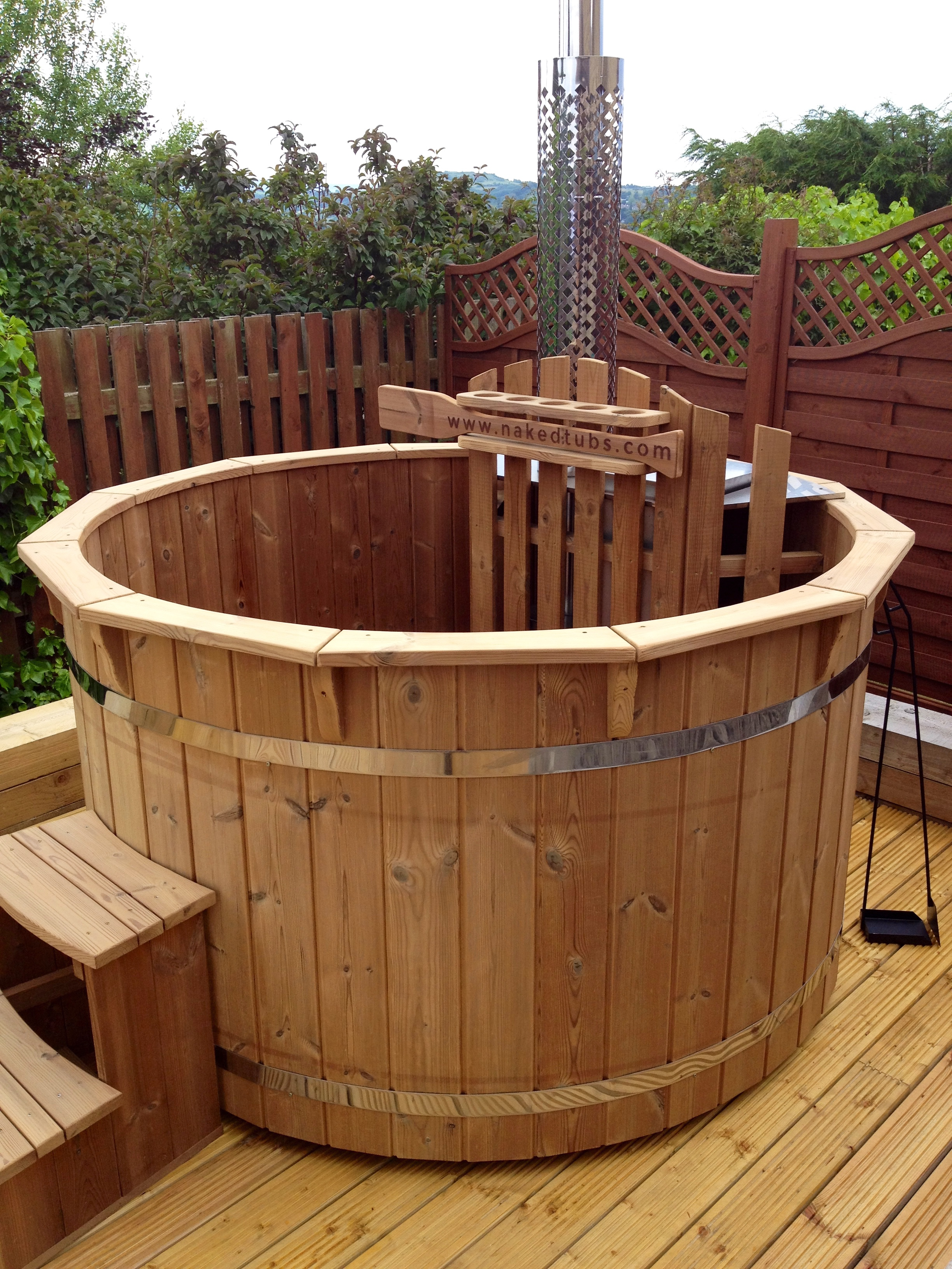 Naked Flame Eco Tub 1.8m