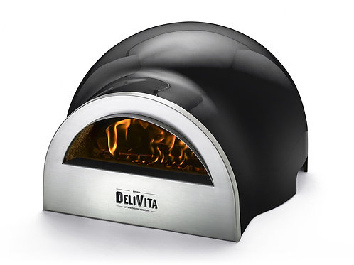 THE VERY BLACK OVEN