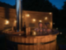 Naked Flame Eco Hot Tubs Limited