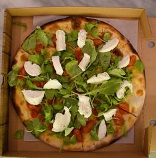 Pizza Bufala (dine in)