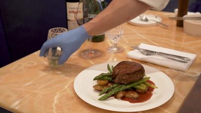 Filetto di manzo al vino rosso