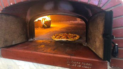 Traditional Italian Pizza oven direct from Naples
