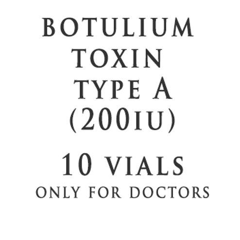 BTX Type A 200IU(10 Vials)