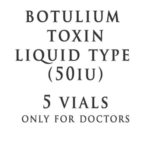 BTX LIQUID TYPE 50IU(5 Vials)