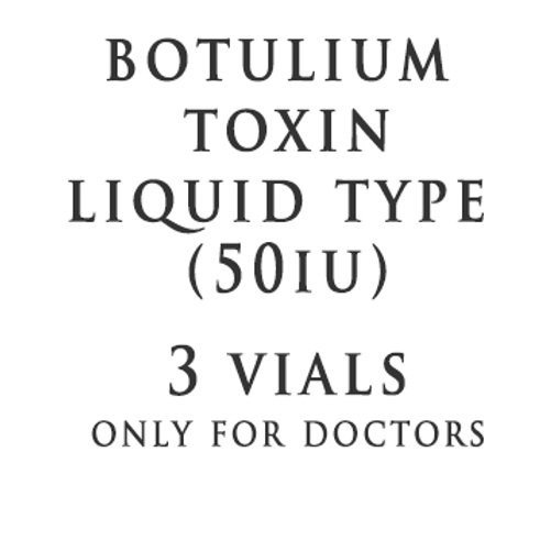 BTX LIQUID TYPE 50IU(3 Vials)