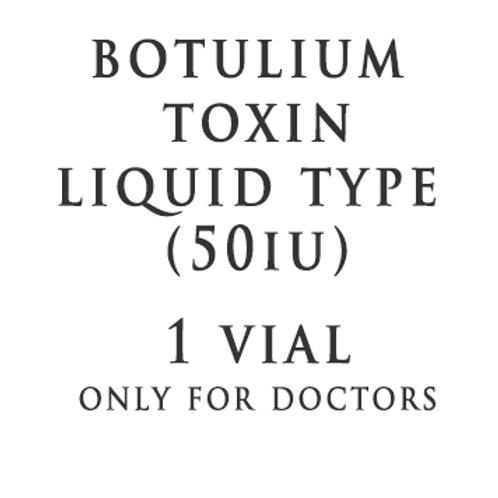 BTX LIQUID TYPE 50IU(1 Vial)