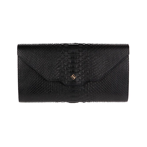 NYX Clutch Ebony Black