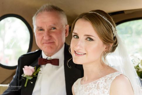 wedding hair and makeup hertfordshire