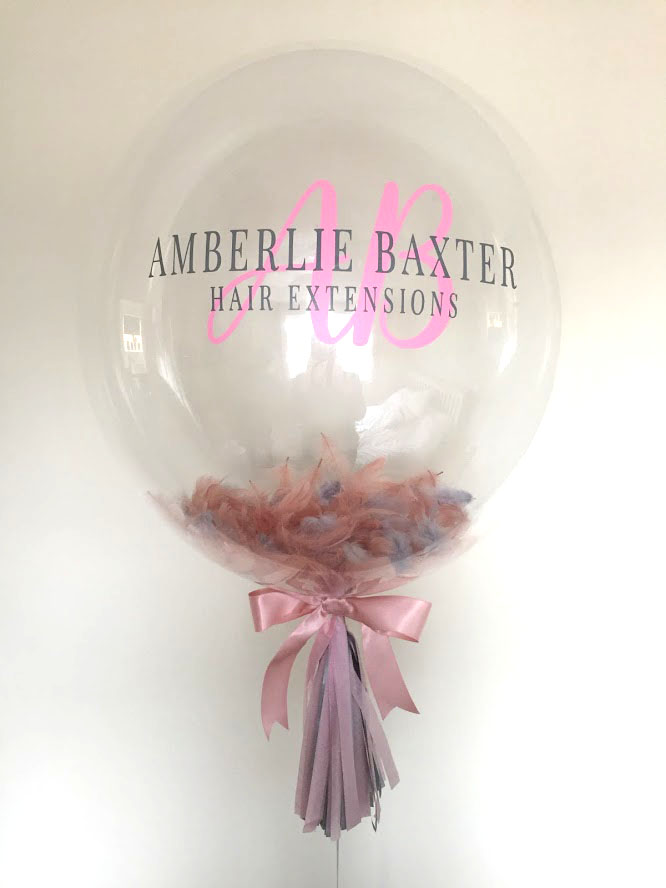 Amberlie Baxter Hair Extensions