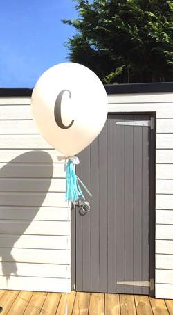 Initial balloon