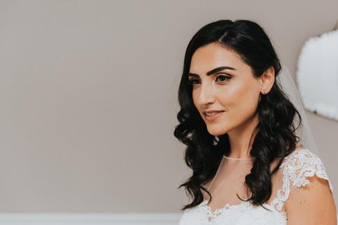 Beautiful Bride Laura