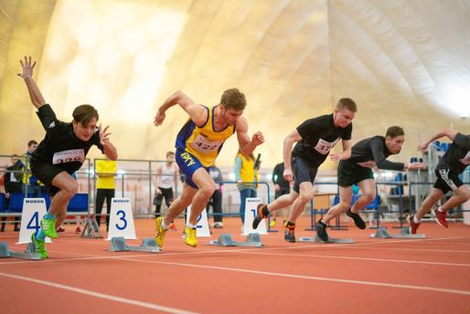 Чемпионат по легкой атлетике среди вузов